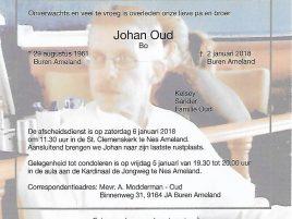 Johan Oud